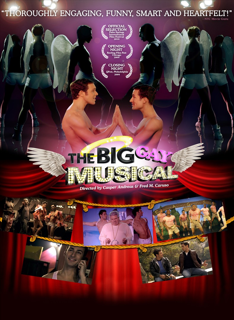 The Big Gay Musical stream