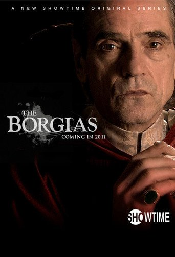 The Borgias - stream
