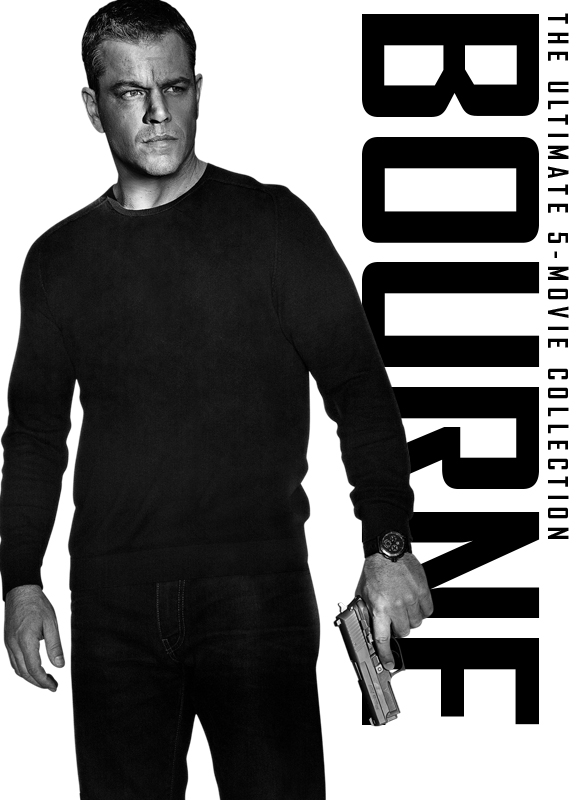 The Bourne Ultimate Collection Stream