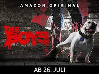 The Boys Stream