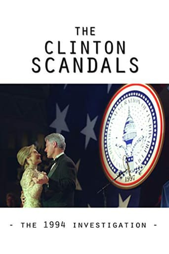 The Clinton Scandals Stream