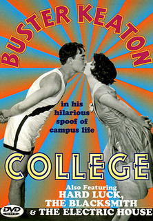 The College - Buster Keaton stream