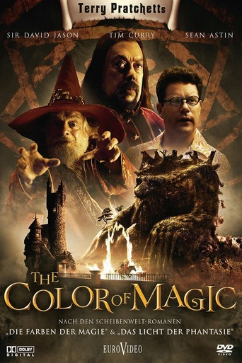 The Color of Magic - Die Reise des Zauberers stream