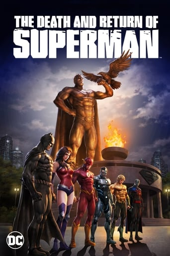 The Death and Return of Superman Stream