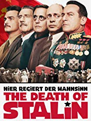 The Death of Stalin - Hier regiert der Wahnsinn Stream