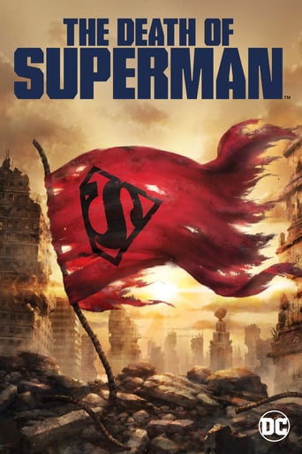 The Death of Superman Stream