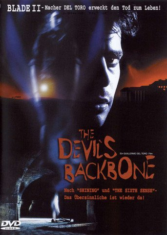The Devil's Backbone stream