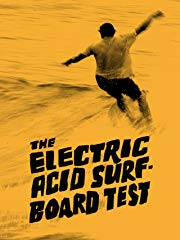The Electric Acid Surfboard Test stream