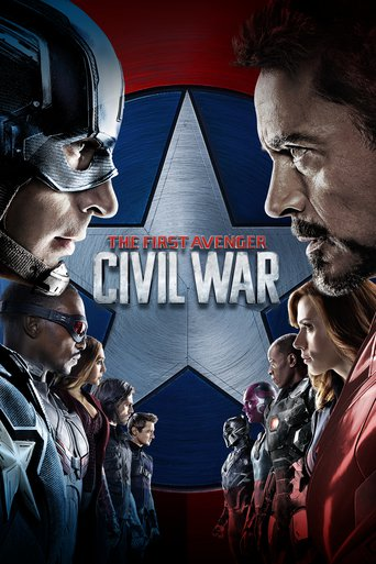 The First Avenger: Civil War - stream