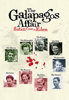 The Galapagos Affair: Satan Came to Eden stream