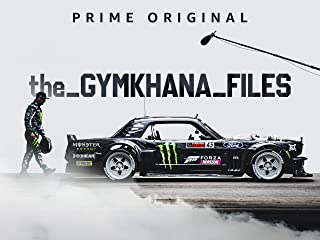 The Gymkhana Files stream