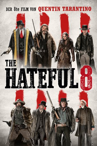 The Hateful 8 - stream