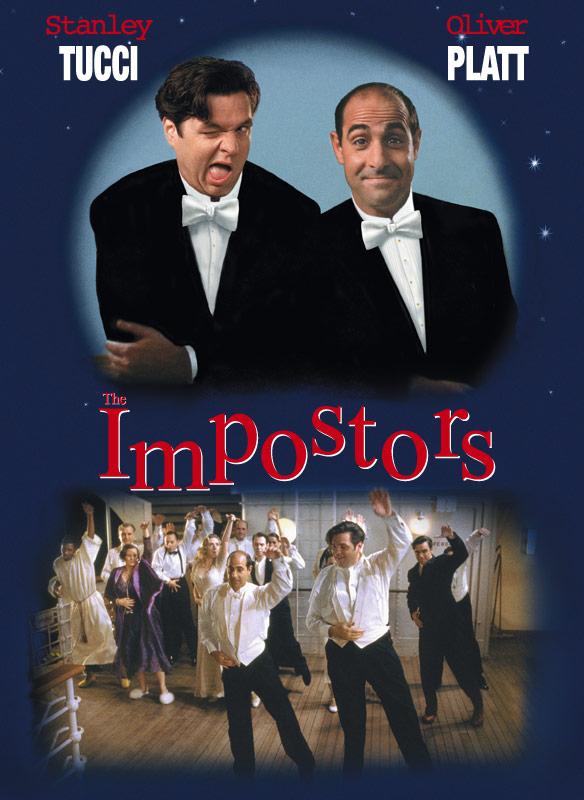 The Impostors - Zwei Hochstapler in Not - stream