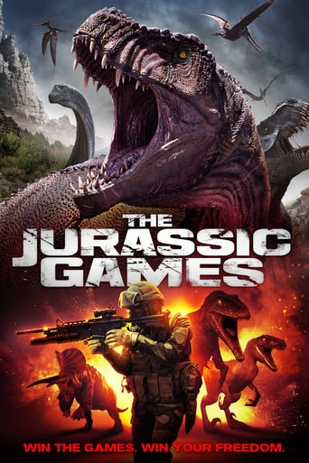 The Jurassic Games stream