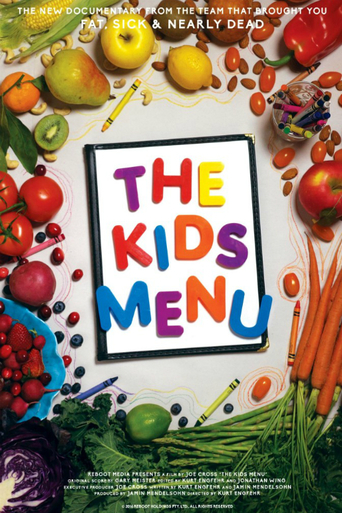 The Kids Menu stream