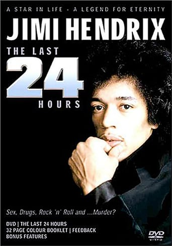 The Last 24 Hours: Jimi Hendrix stream