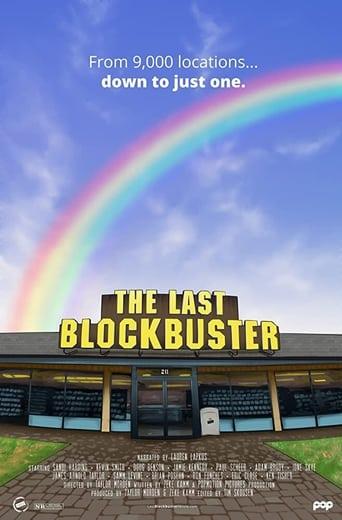 The Last Blockbuster stream