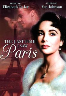 The Last Time I Saw Paris stream