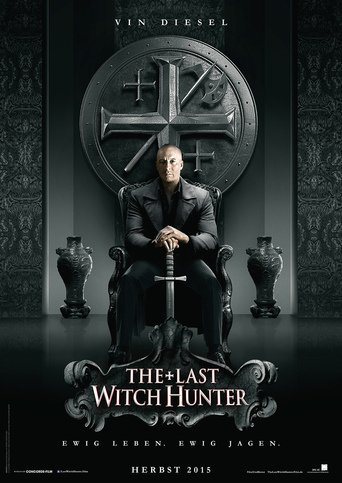 The Last Witch Hunter - stream