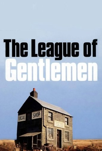 The League of Gentlemen stream