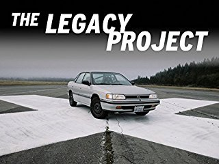 The Legacy Project stream