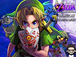 The Legend Of Zelda Majora's Mask 3D Gameplay With Mega Mike stream
