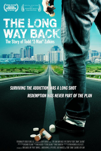 The Long Way Back: The Story of Todd Z-Man Zalkins stream