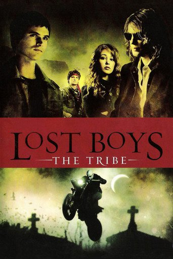 The Lost Boys 2: The Tribe stream