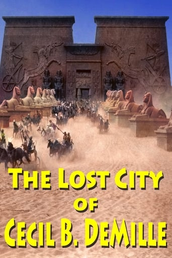 The Lost City of Cecil B. Demille stream