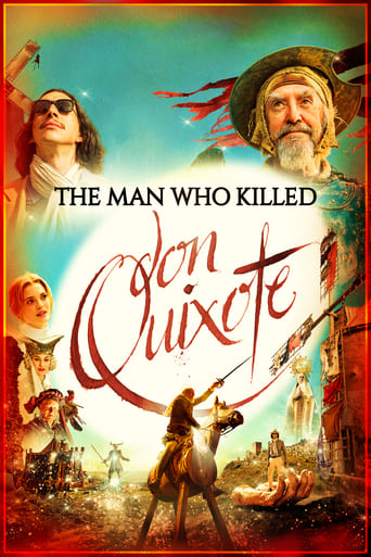 The Man Who Killed Don Quixote stream