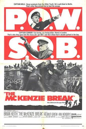 The McKenzie Break stream