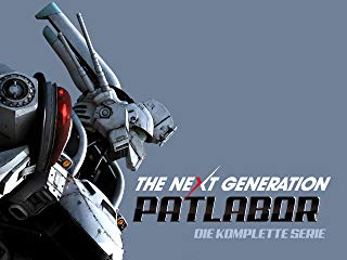 The Next Generation: Patlabor stream