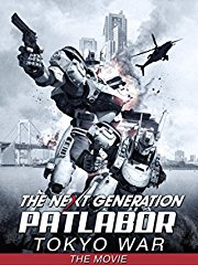 Film The Next Generation Patlabor - Tokyo War: The Movie Stream