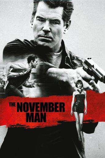 The November Man stream