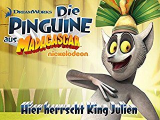 The Penguins of Madagascar King Julien stream