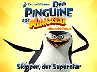 The Penguins of Madagascar Skipper The Star - stream