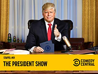 The President Show stream