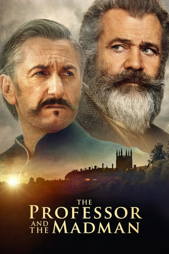 The Professor and the Madman stream