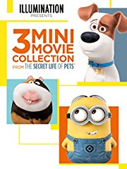 The Secret Life of Pets: 3 Mini-Movie Collection stream