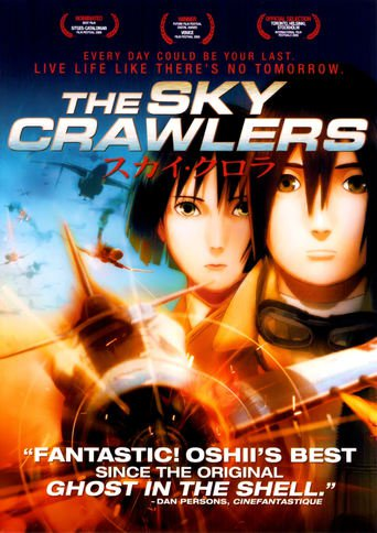 The Sky Crawlers stream