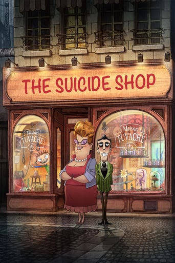 The Suicide Shop stream
