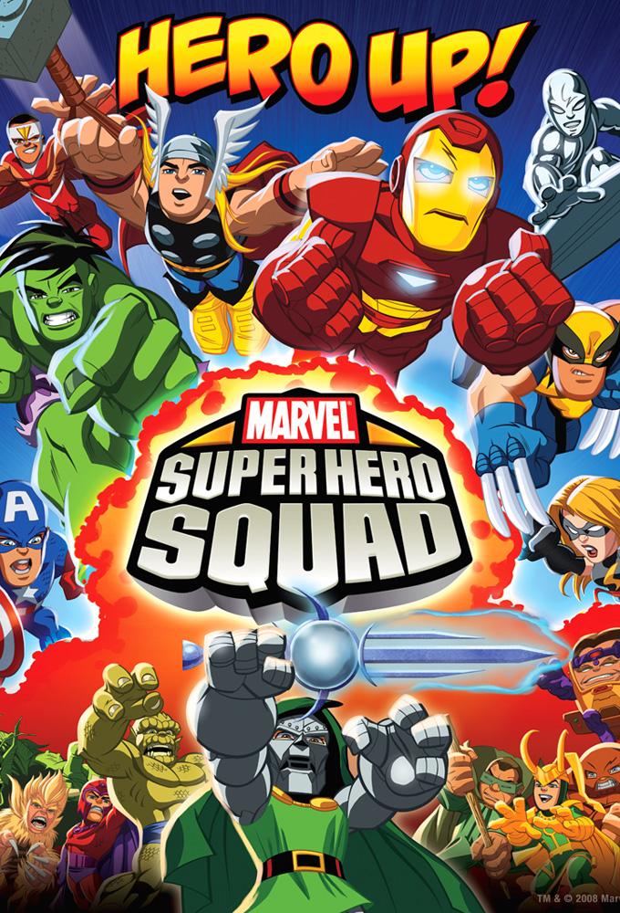 The Super Hero Squad Show stream
