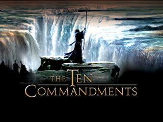 The Ten Commandments stream