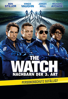 The Watch - Nachbarn der 3. Art stream