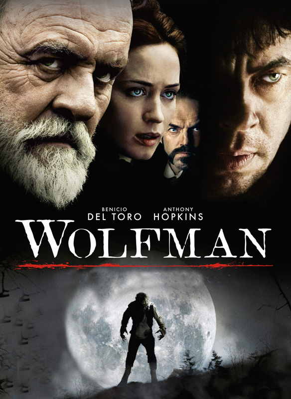 The Wolfman (2010) stream
