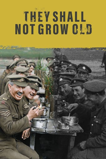 They Shall Not Grow Old Stream