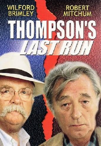 Thompson's Last Run Stream