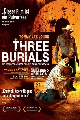 Three Burials stream