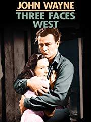 Three Faces West (B&W) stream