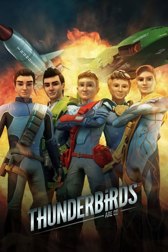 Thunderbirds Are Go stream